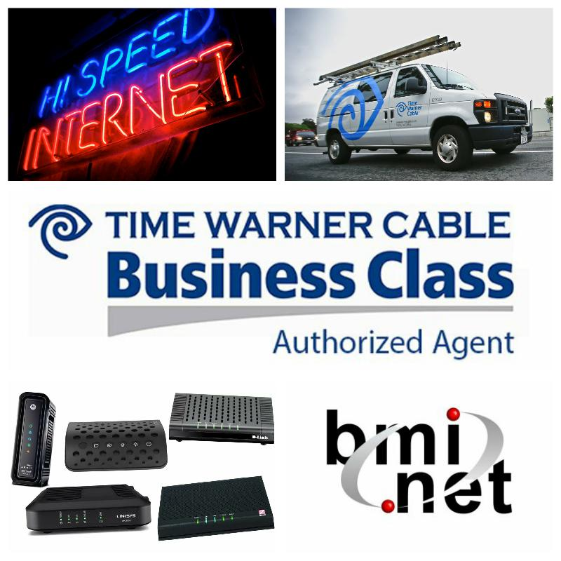 Time Warner Business Cable