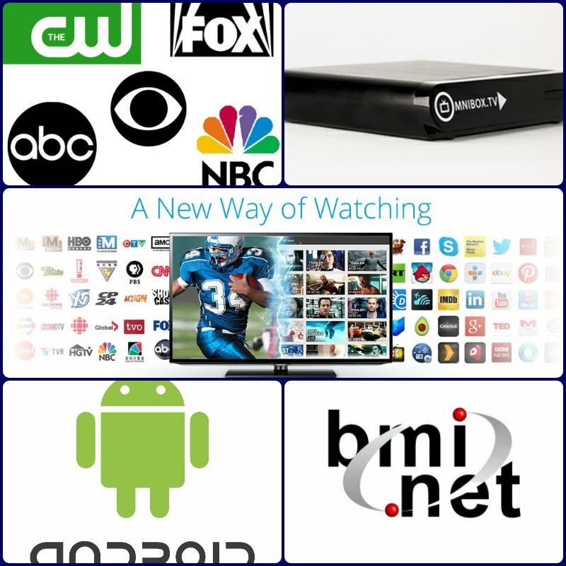 Complete OMNIBOX IPTV Kit