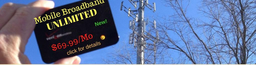 Unlimited Mobile Broadband