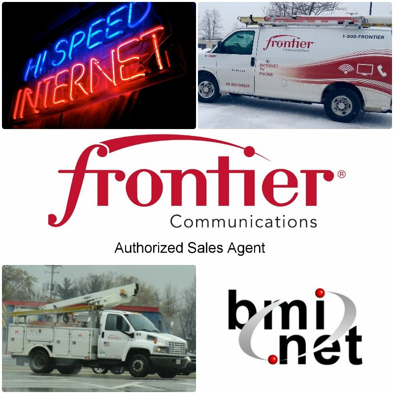 Frontier DSL Home